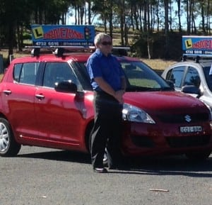 Driving Instructors cover the Penrith, Richmond, Springwood and Katoomba