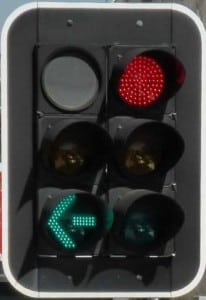 Traffic Lights in Richmond NSW