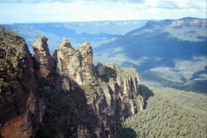 Driving Lessons in the Blue Mountains